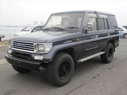 1990 Toyota Land Cruiser Photos, Informations, Articles ...