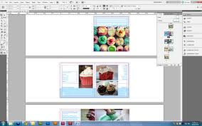 how to get page numbering to start where you want it in indesign above is my document before i made this tutorial you can see that i have a cover page no page number on it but the actual numbering starts