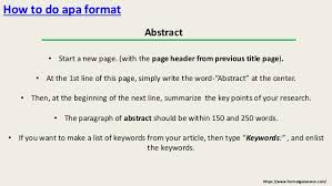 research paper apa style how to write a research paper apa style 6th edition letter template