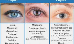 Eyes On Drugs Chart Lit Literature