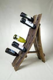 standing wine rack. Barrel Stave Wine Rack Freestanding Racks Standing . S