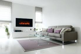 audioflair 80024 stainless 50 recessed electric fireplace