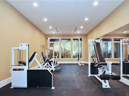 4 homes with gyms to help with new year s resolutions