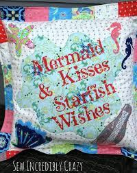 Mermaid Quilt Pattern Magnificent Design