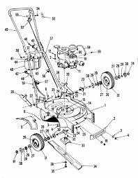 Toro recycler parts diagram honda lawn mower engine murray self