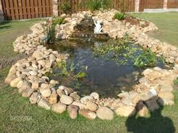 favorable outdoor fish pond ideas pond ideas small backyard pond ideas with picture of