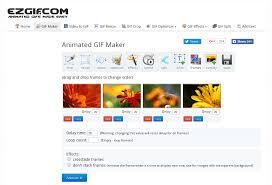 Animated GIF Maker   Ezgif online gif maker / creator