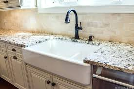 farmhouse sinks what is a sink cabinet modification the pros cons of