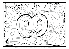 Printable Halloween Coloring Pages To Print Free Coloring Books