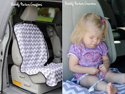car seat protector the surprising diy