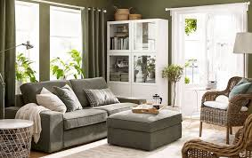 living room furniture ideas amusing small. Amusing Furniture Ideas For Small Living Room Brown Wall Color Grey Sofa And Stool Plaid Rattan Armchair White Shelves Beige Rug S