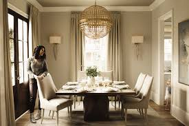 my brother and his wife enlisted interior designer sarah catherine garvin to finish their dining room of their newly built dilworth home