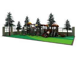 gs certificated plastic outdoor playset for toddlers ct 008