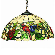 american style living room romantic ideas with red dragonfly tiffany pendant light fine glass