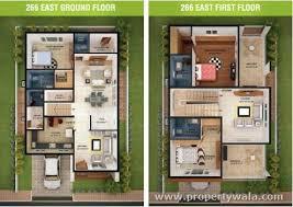 Residential Plot   Land for   in Golden County  Yadagirigutta    Location Map  middot  Layout Plan  middot  East facing Duplex Villa Sq Yds
