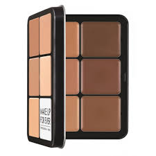ultra hd foundation palette invisible cover