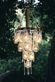 battery chandelier outdoor powered in operated decorations 10