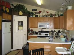 Kitchen Decorations For Above Cabinets Decorating Above Kitchen Cabinets  Resume Format Download Pdf