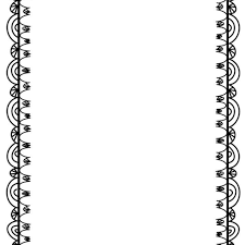 Ms Word Page Border Designs Free Download Happy Birthday Clipart