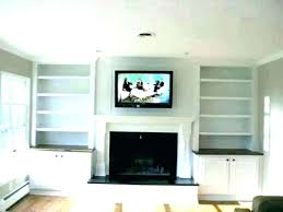 wall mount over fireplace ideas mounted above photo wonderful unit for tv wa