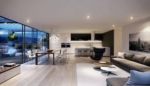 Modern House Interior Medium Size Of Living Room In Simple Design