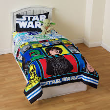 image of star wars sheets twin