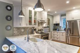 Mobile Home Kitchen Cabinets This Beautiful Fabuwood Nexus Frost Kitchen Was Built By Bender