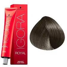 Igora Royal 7 1 Medium Ash Blonde Coloring Schwarzkopf