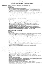 Project Architect Resume Project Manager Architect Resume Samples Velvet Jobs 1