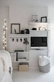 small room ideas. Perfect For A Small Apartment, Gives The Impression Of. Decor BedroomSmall Room Ideas