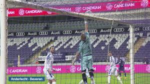 Verslag van Anderlecht-Waasland-Beveren in Het Journaal Laat | Jupiler Pro  League