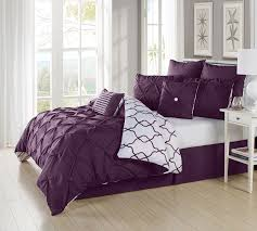 cozy purple duvet cover for modern bedroom design ideas purple duvet covers with brown wooden