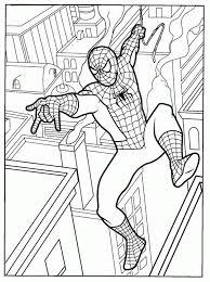 Kleurplaten Spiderman Brekelmansadviesgroep