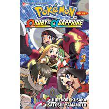 Truyện tranh - Boxset Pokemon đặc biệt Omega Ruby - Trọn bộ 3 tập - NXB Kim  Đồng - Kiến thức - Bách khoa Tác giả Nhiều tác giả