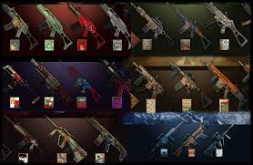 season al rainbow 6 all season weapon skins rainbow6