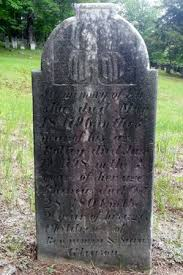 Polly Gleason (1796-1798) - Find A Grave Memorial