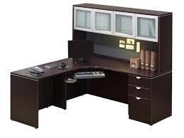 office desk hutch plan. Office Corner Desk With Hutch Plan O