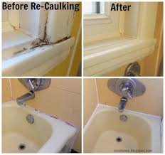 re caulking bathtub 9