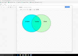 How To Make A Venn Diagram On Google Drawing How To Make A Venn Diagram On Google Docs And Slides