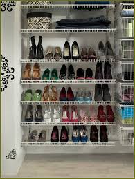wire closet shelving diy shoe rack shoes design