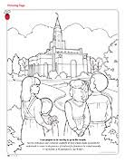 Small Picture Coloring Page Friend July 2011 friend