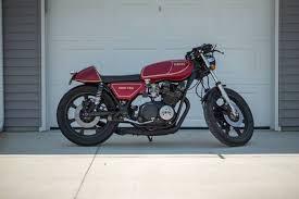 1978 yamaha xs750 e cafe racer custom
