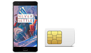 one plus one size oneplus 3 which sim card size do i need solved