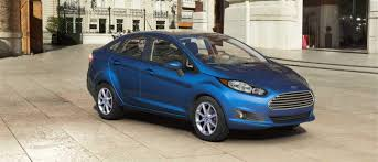 2019 Ford Fiesta Photo Gallery Ford Com