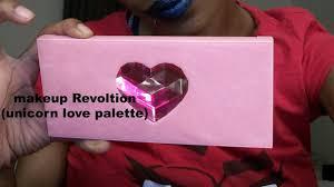 makeup revolution u s a unicorn love palette