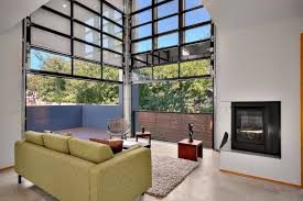 clear glass garage door. Amazing Garage Clear Remarkable Design St Pic For Glass Door Living Room Concept And Pricing Ideas G