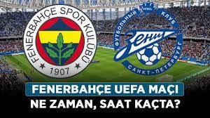 Fenerbahçe UEFA maçı ne zaman, saat kaçta? Frankfurt – Fenerbahçe maçı  hangi kanalda? - Haberler - Diriliş Postası