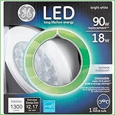 exterior flood lighting commercial. lighting: ge led flood lights outdoor this item lighting 89992 18 watt 90 exterior commercial