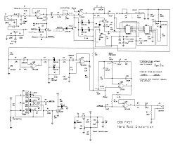 index of diy schematics distortion boost and overdrive dod fx57 gif
