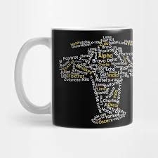 This page lets you hear the sounds that the symbols represent, but remember. Funny Phonetic Alphabet Pilot Mug Teepublic